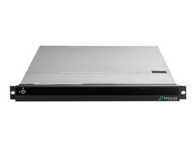 Promise Vess Black A6120-MS - NVR - 4 x 2 TB - netzwerkfähig - 1U - Rack