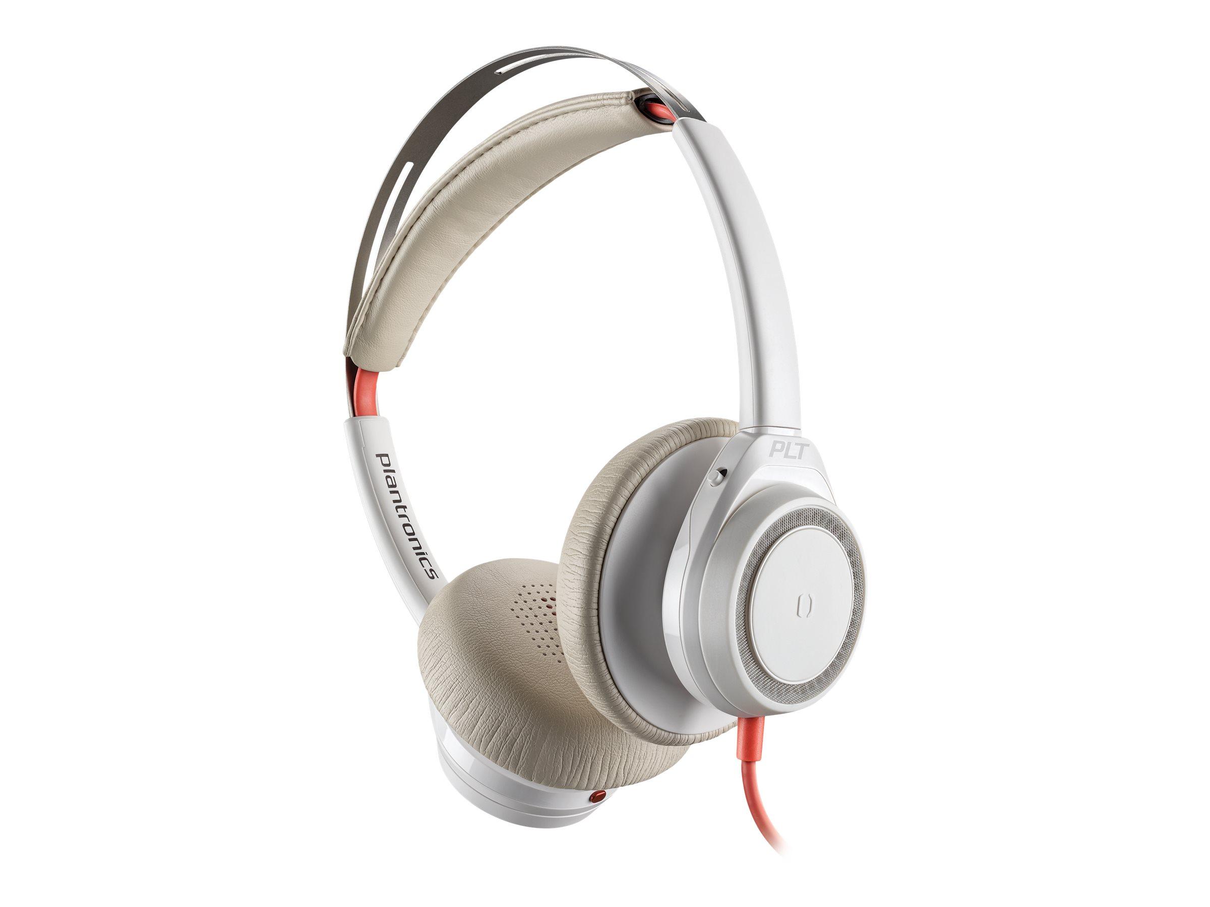 Poly - Plantronics Blackwire 7225 - Headset - On-Ear - kabelgebunden - aktive Rauschunterdrückung