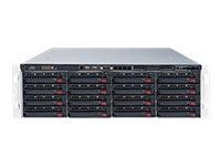 Supermicro SuperStorage Server 6039P-E1CR16L - Server - Rack-Montage - 3U - zweiweg - keine CPU