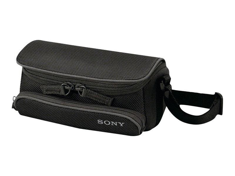 Sony LCS-U5 - Tasche Camcorder - Nylon - für Handycam DCR-SX22, HDR-CX220, CX240, CX280, CX320, CX405, CX410, CX440, PJ410, PJ44