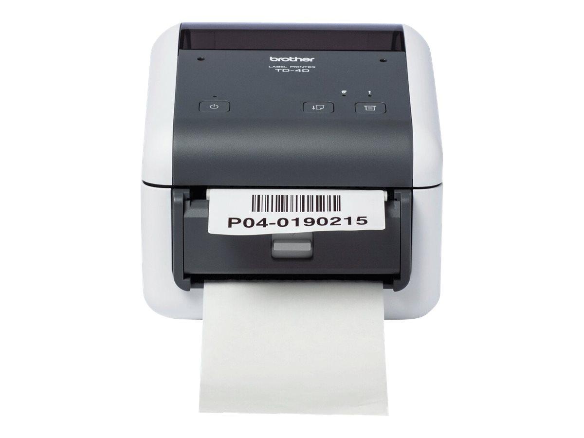 Brother - Drucker: Etikettenspende-Option - für Brother TD-4410D, TD-4420DN, TD-4420DNC, TD-4420DNP, TD-4550DNWB