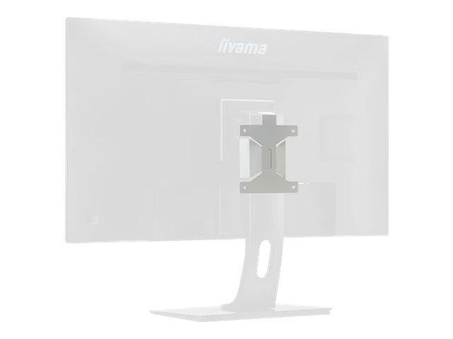 Iiyama - Klammer für Monitor / Mini-PC / Thin Client
