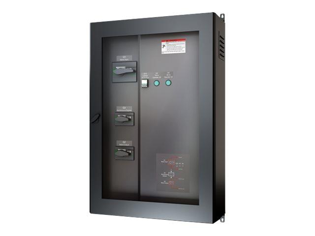 APC Maintenance Bypass Panel - Umleitungsschalter - 400 V - 3 Phasen - Schwarz - für P/N: SY128K160H, SY128K160H-NB, SY128K160H-