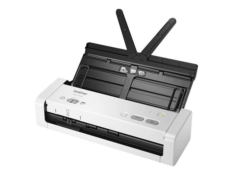 Brother ADS-1200 - Dokumentenscanner - Duplex - A4 - 600 dpi x 600 dpi - bis zu 25 Seiten/Min. (einfarbig) / bis zu 25 Seiten/Mi