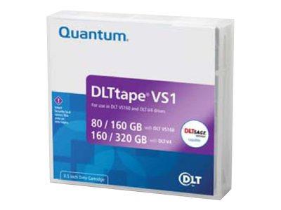 Quantum DLTtape VS1 - DLT VS160 - 160 GB / 320 GB - für DLT Rack1, VS160; DLT-V4