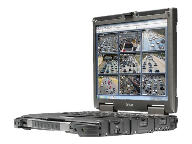 Getac B300 G6 - Core i5 6200U / 2.3 GHz - Win 10 Pro - 8 GB RAM - 500 GB HDD - DVD SuperMulti