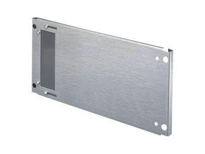 Rittal SV Partial mounting plate for compartment side panel module (internal compartmentalisation) - Rack - Mounting-Plate
