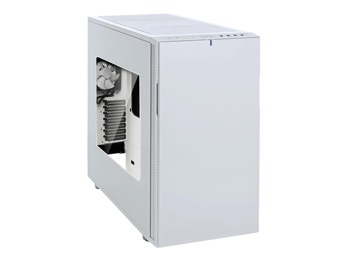 Fractal Design Define R5 - Tower - ATX - White Window - USB/Audio
