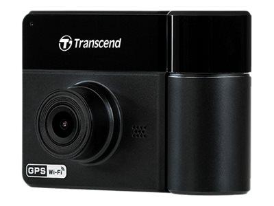 Transcend DrivePro 550 - Kamera für Armaturenbrett - 1080p / 30 BpS - Wi-Fi - GPS / GLONASS