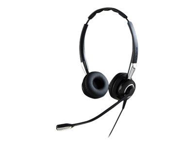 Jabra BIZ 2400 II QD Duo UNC - Headset - On-Ear - kabelgebunden - Quick Disconnect