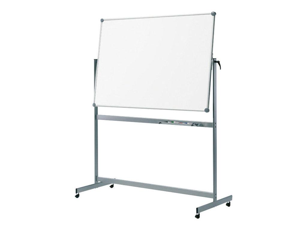 MAUL - Whiteboard - Bodenaufstellung - 1000 x 2100 mm - Kunststoff - magnetisch