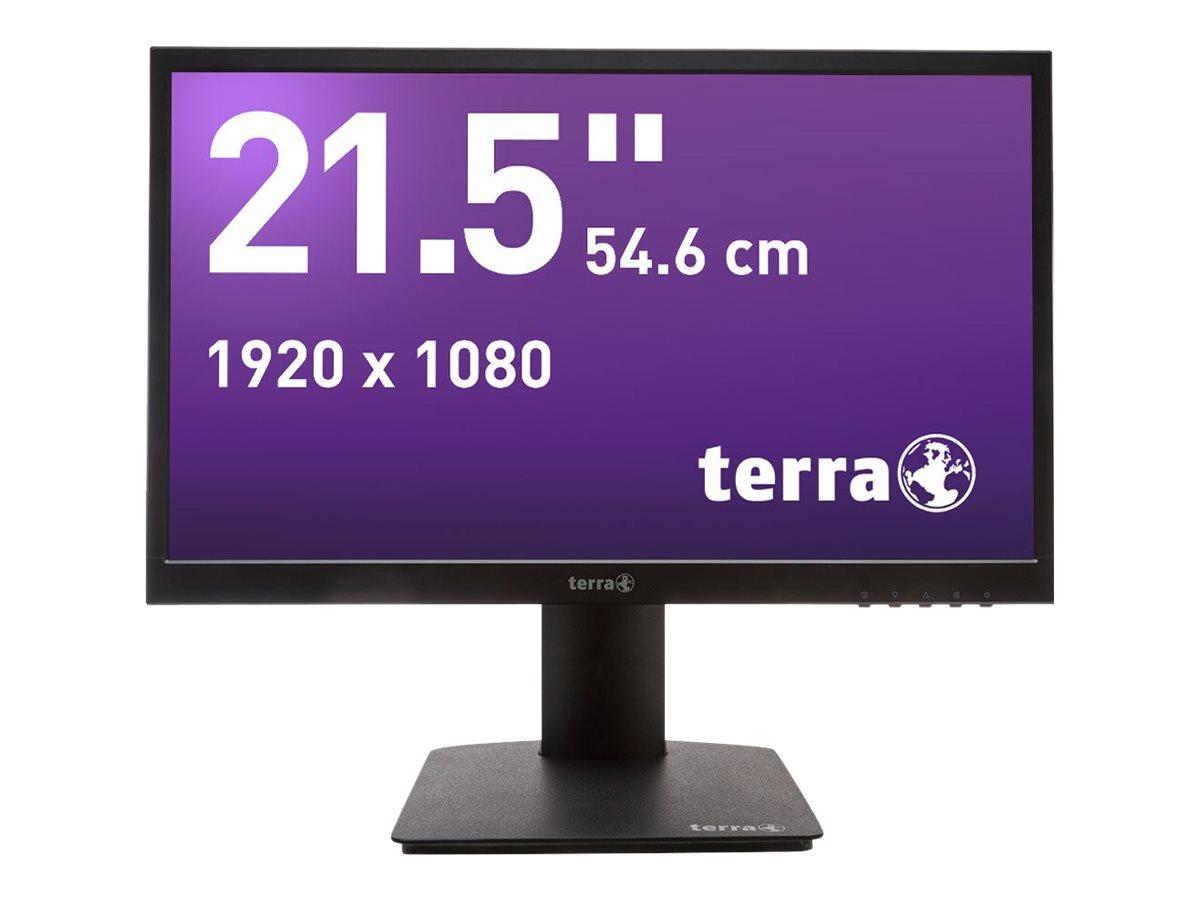Wortmann TERRA LED 2226W PV - GREENLINE PLUS - LED-Monitor - 54.6 cm (21.5