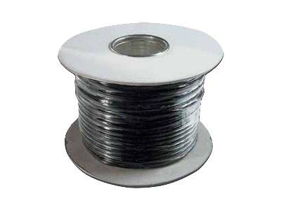 ASSMANN Flat Telephone Cable Installation - Bulkkabel - 100 m - ungeschirmt - Schwarz