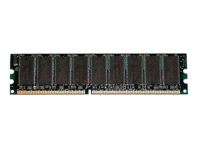 HPE - DDR - 1 GB: 2 x 512 MB - DIMM 184-PIN - 400 MHz / PC3200 - registriert