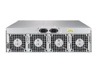 Supermicro MicroCloud SuperServer 5039MS-H12TRF - 12 Knoten - Cluster - Rack-Montage - 3U - 1-Weg
