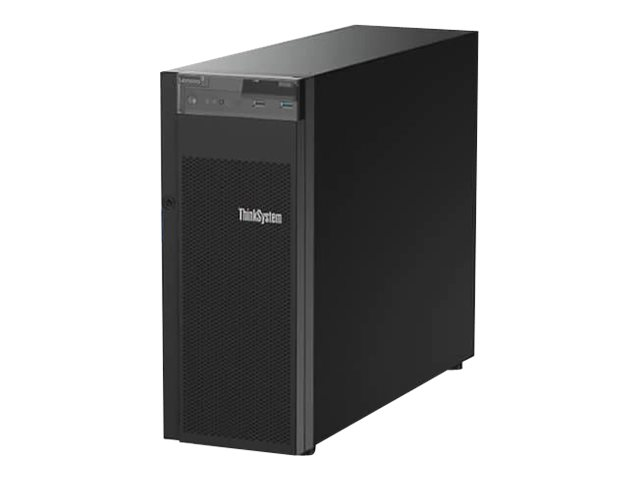 Lenovo ThinkSystem ST250 7Y45 - Server - Tower - 4U - 1-Weg - 1 x Xeon E-2176G / 3.7 GHz