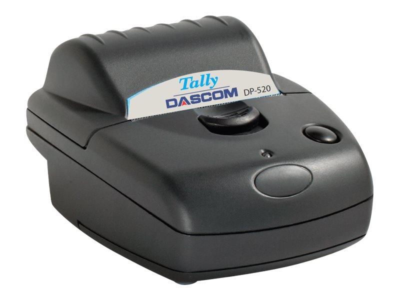 Tally Dascom DP-520 - Belegdrucker - Thermopapier - Rolle (5,5 cm) - 203 dpi - bis zu 51 mm/Sek.