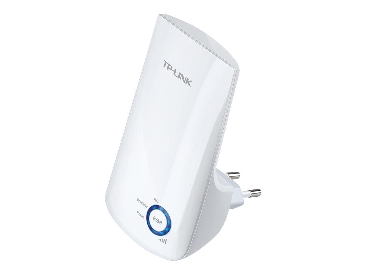 TP-Link TL-WA854RE 300Mbps Universal WiFi Range Extender - Wi-Fi-Range-Extender - Wi-Fi - 2.4 GHz