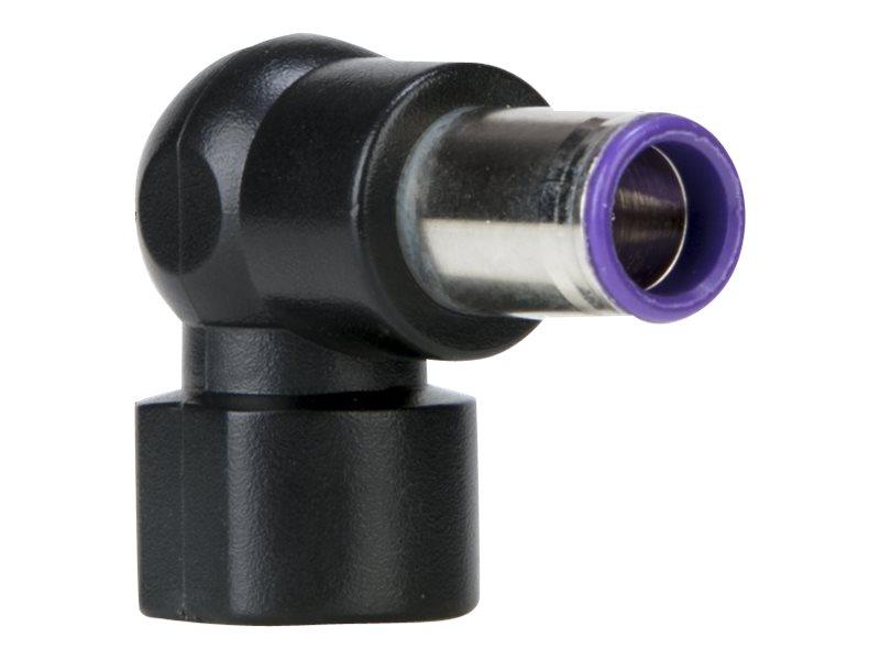 Targus Device Power Tip PT-3R - Adapter für Power Connector - Schwarz