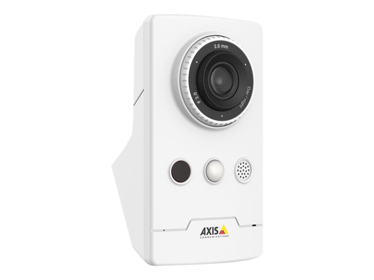 AXIS M1065-LW - Netzwerk-Überwachungskamera - Farbe (Tag&Nacht) - 1920 x 1080 - 1080p - M12-Anschluss