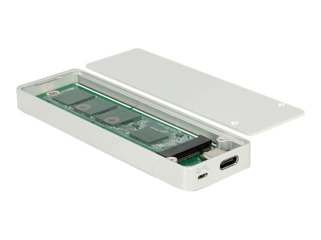 Delock - Speichergehäuse - M.2 - M.2 Card - 6 GBps - USB 3.1 (Gen 2)