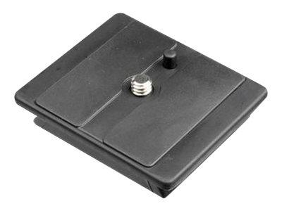 Velbon QB-5LC - Schnellverschluss-Platte - für CX Series CX-540, CX-640; VIDEOMATE 601