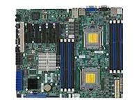 SUPERMICRO H8DCL-6F - Motherboard - ATX - Socket C32 - 2 Unterstützte CPUs - AMD SR5690/SP5100