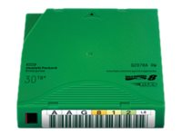 HPE RW Data Cartridge - LTO Ultrium 8 - 12 TB / 30 TB - Beschriftungsetiketten - grün - für StoreEver LTO-8 Ultrium 30750, LTO-8