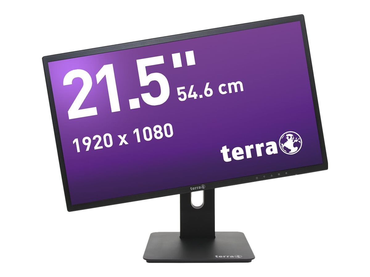 TERRA GREENLINE PLUS 2256W PV - LED-Monitor - 54.6 cm (21.5