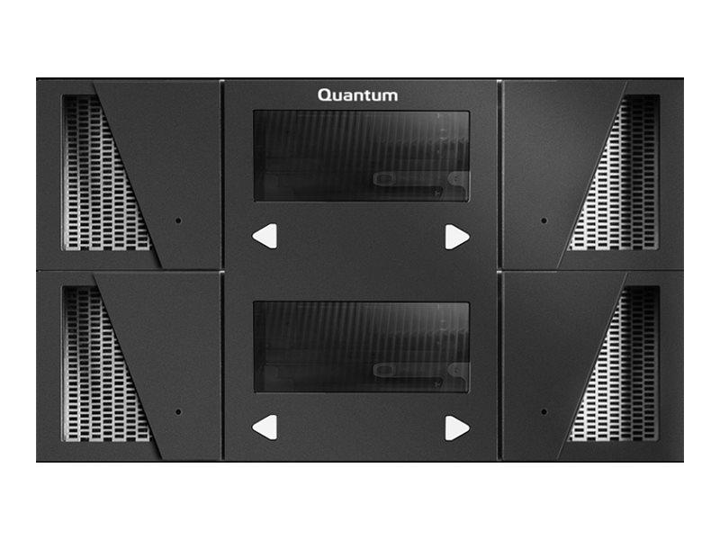 Quantum No Slot Licenses - Erweiterungsmodul für Bandbibliothek - 600 TB / 1500 TB - Steckplätze: 100 - keine Bandlaufwerke - ma