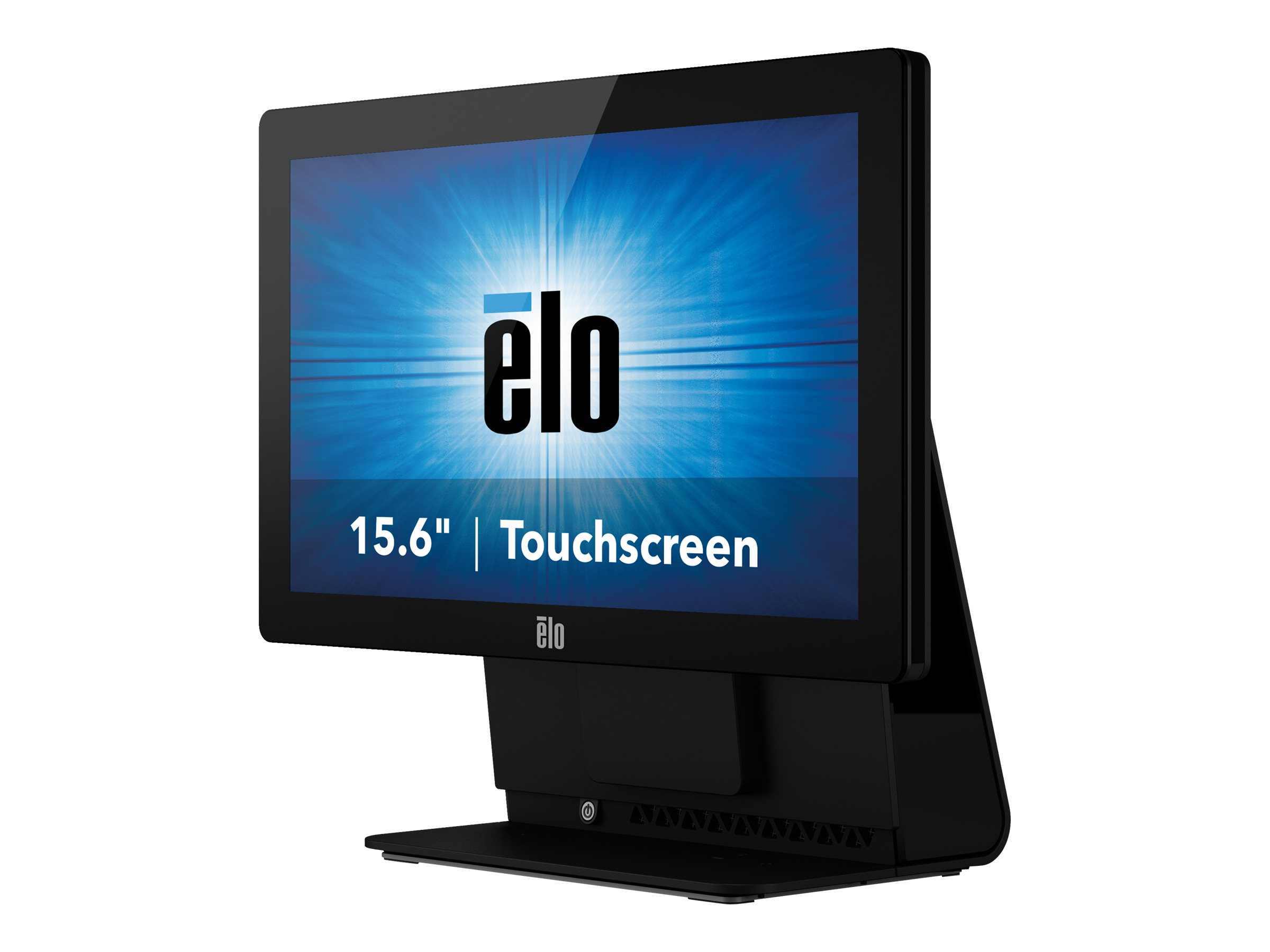 Elo Touchcomputer 15E2 - Kiosk - 1 x Celeron J1900 / 2 GHz - RAM 4 GB - SSD 128 GB - HD Graphics