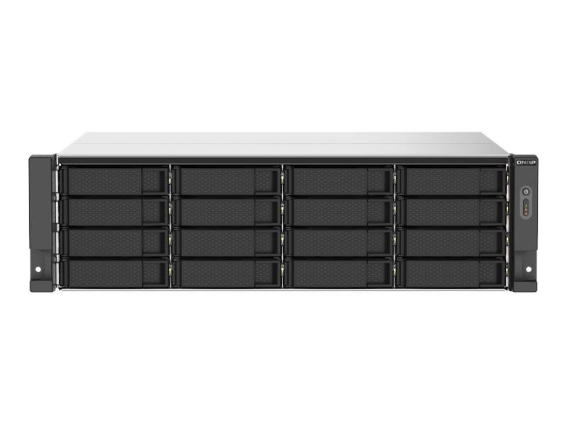 QNAP TS-1673AU-RP - NAS-Server - 16 Schächte - Rack - einbaufähig - SATA 6Gb/s