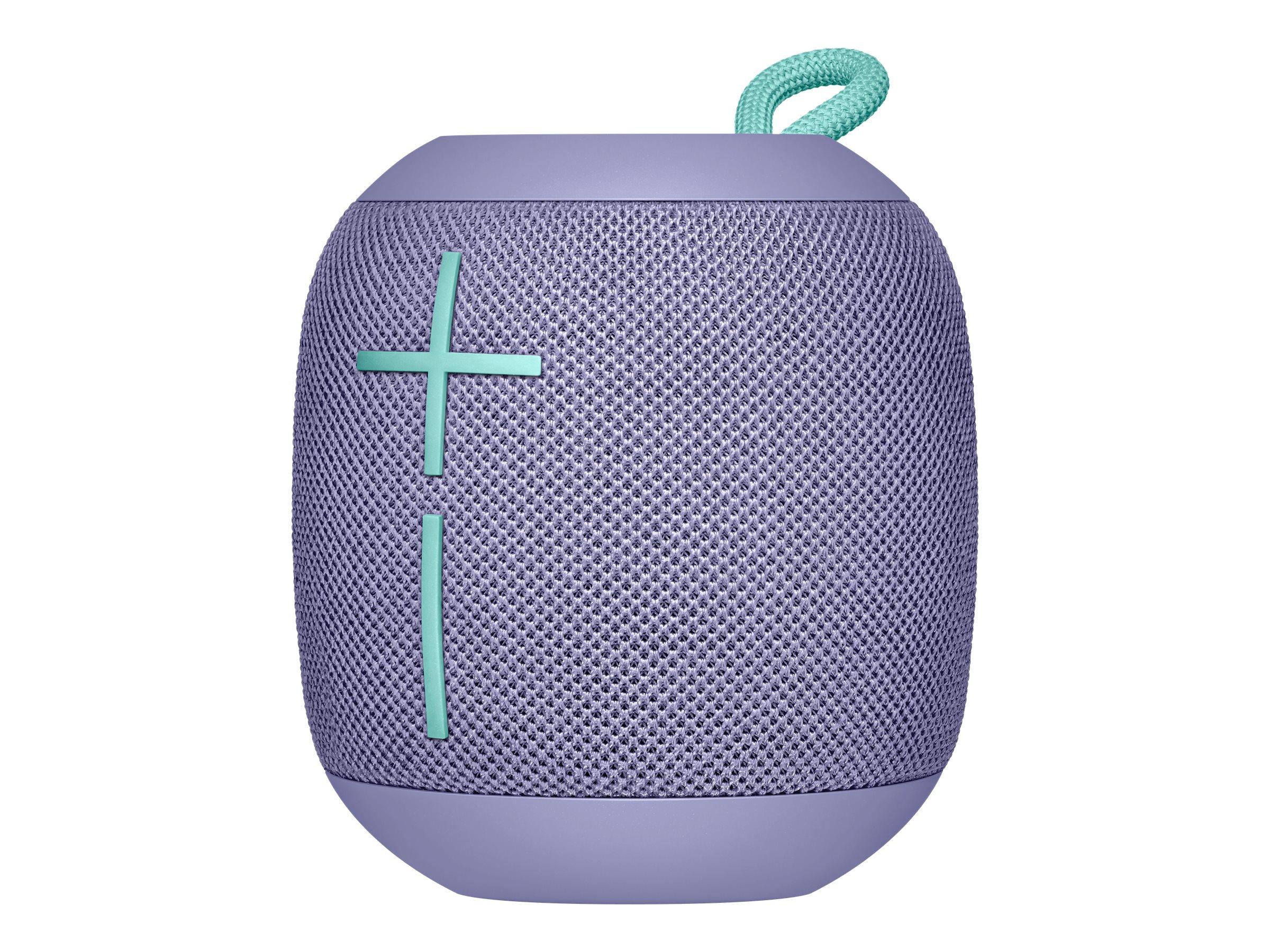 Ultimate Ears WONDERBOOM - Lautsprecher - tragbar - kabellos - Bluetooth - fliederfarben