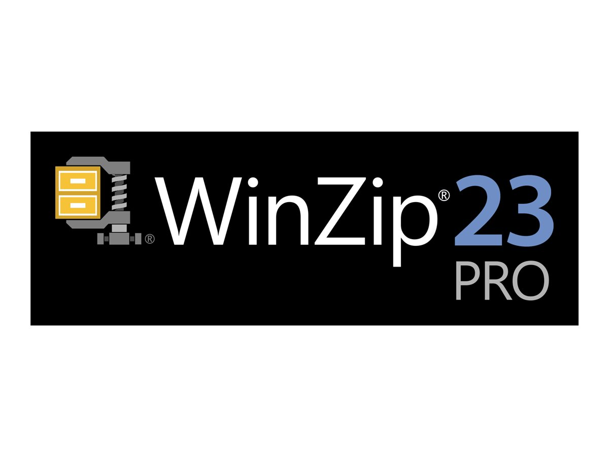WinZip Pro - (v. 23) - Box-Pack - 1 Benutzer (Mini-Box) - Win - Deutsch