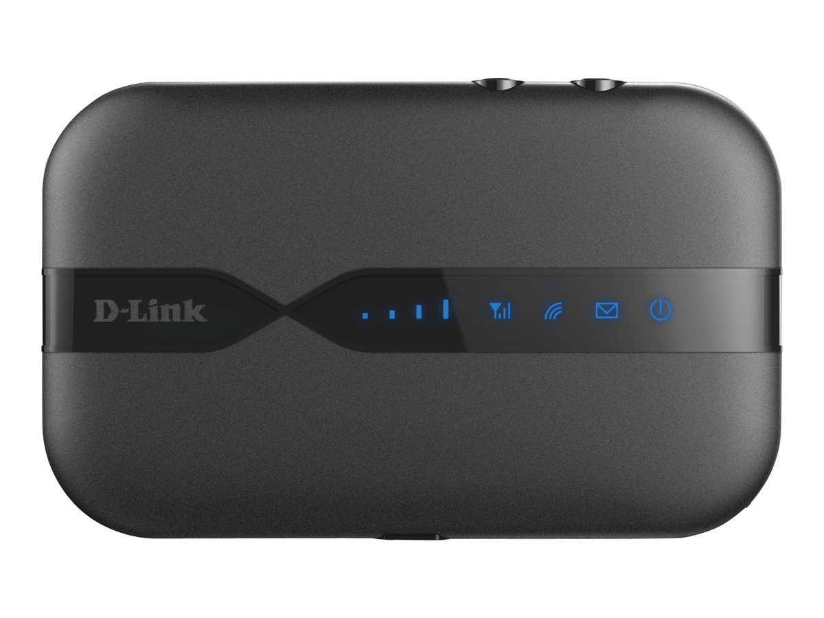 D-Link DWR-932 - Mobiler Hotspot - 4G LTE - 802.11b/g/n