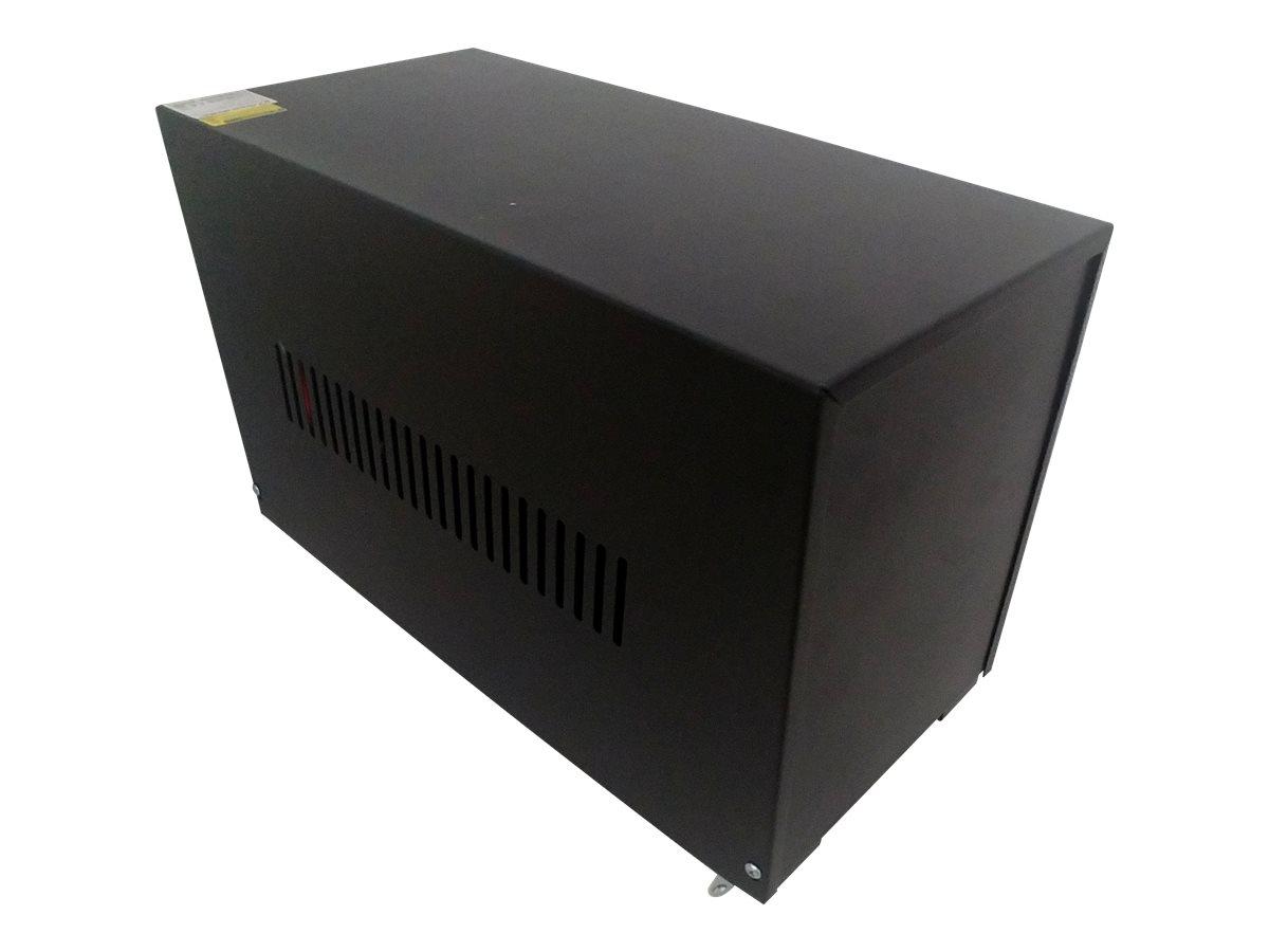 PowerWalker Battery Pack CE12T-1x55Ah - Batteriegehäuse - 1 x 55 Ah - für PowerWalker Inverter 650 SW