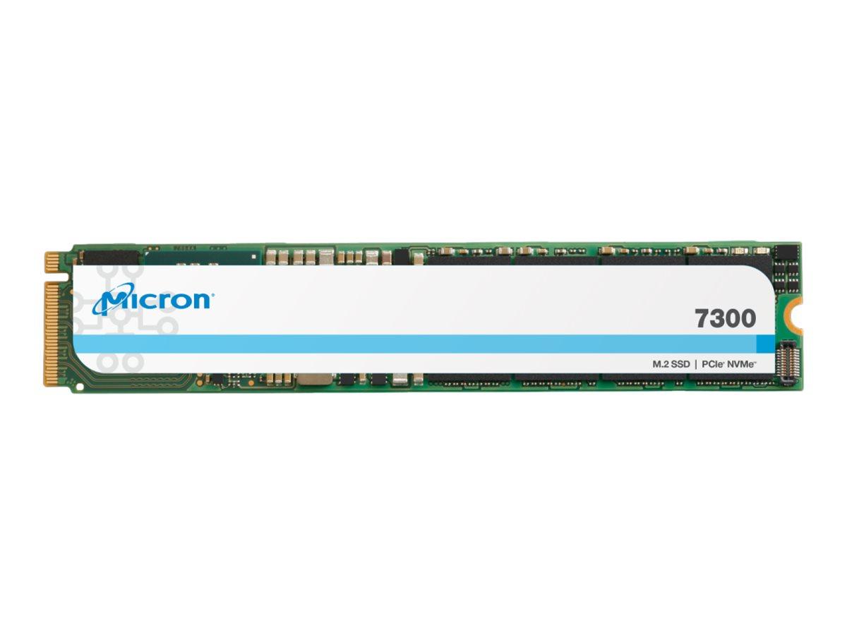 Micron 7300 PRO - Solid-State-Disk - verschlüsselt - 1.92 TB - intern - M.2 22110