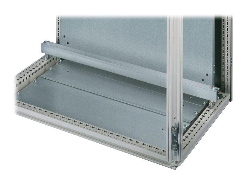 Rittal - Klemmschiene für Kabelorganizer - 178.5 cm (Packung mit 2)