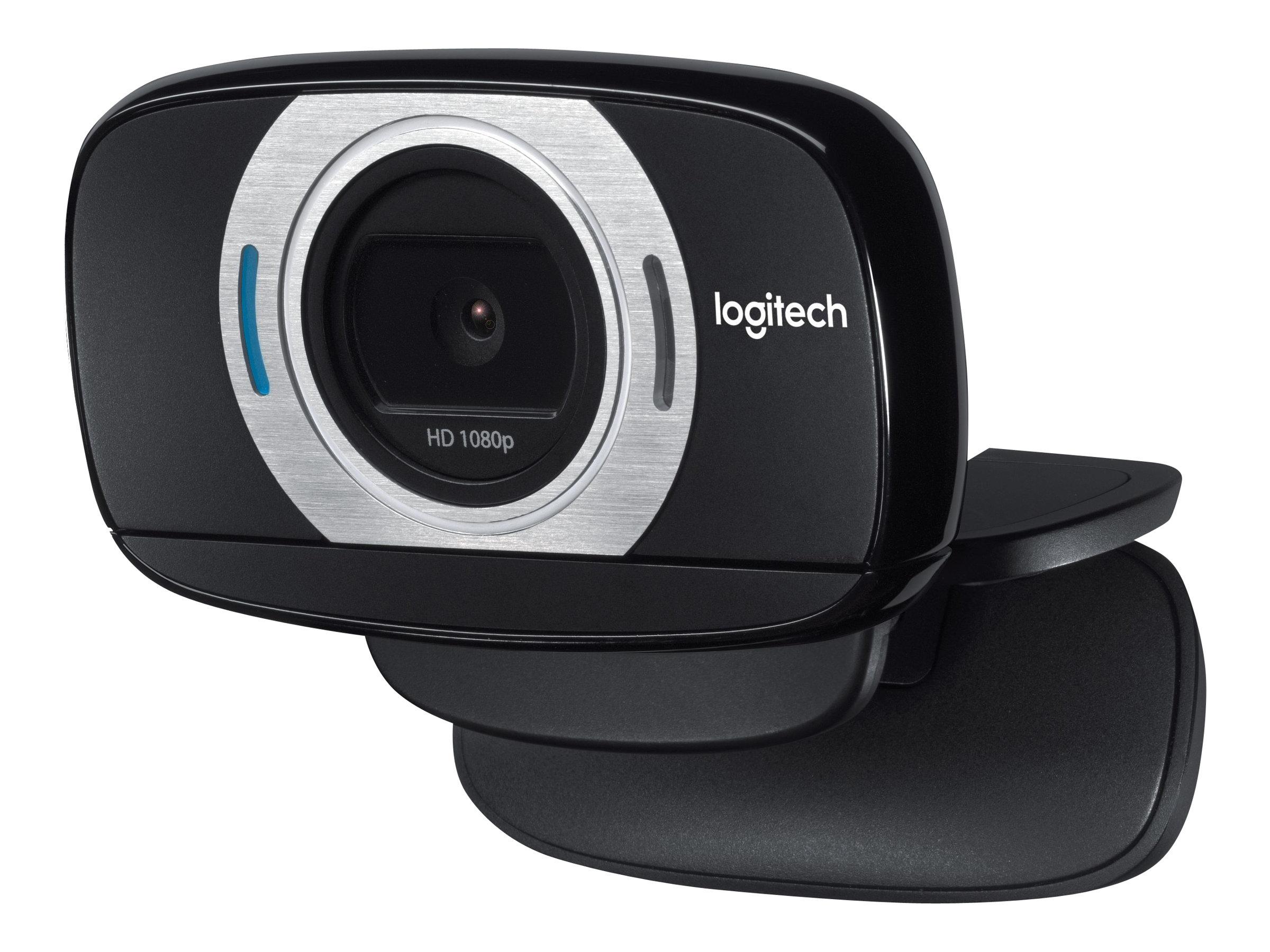Logitech HD Webcam C615 - Web-Kamera - Farbe - 1920 x 1080 - Audio - USB 2.0