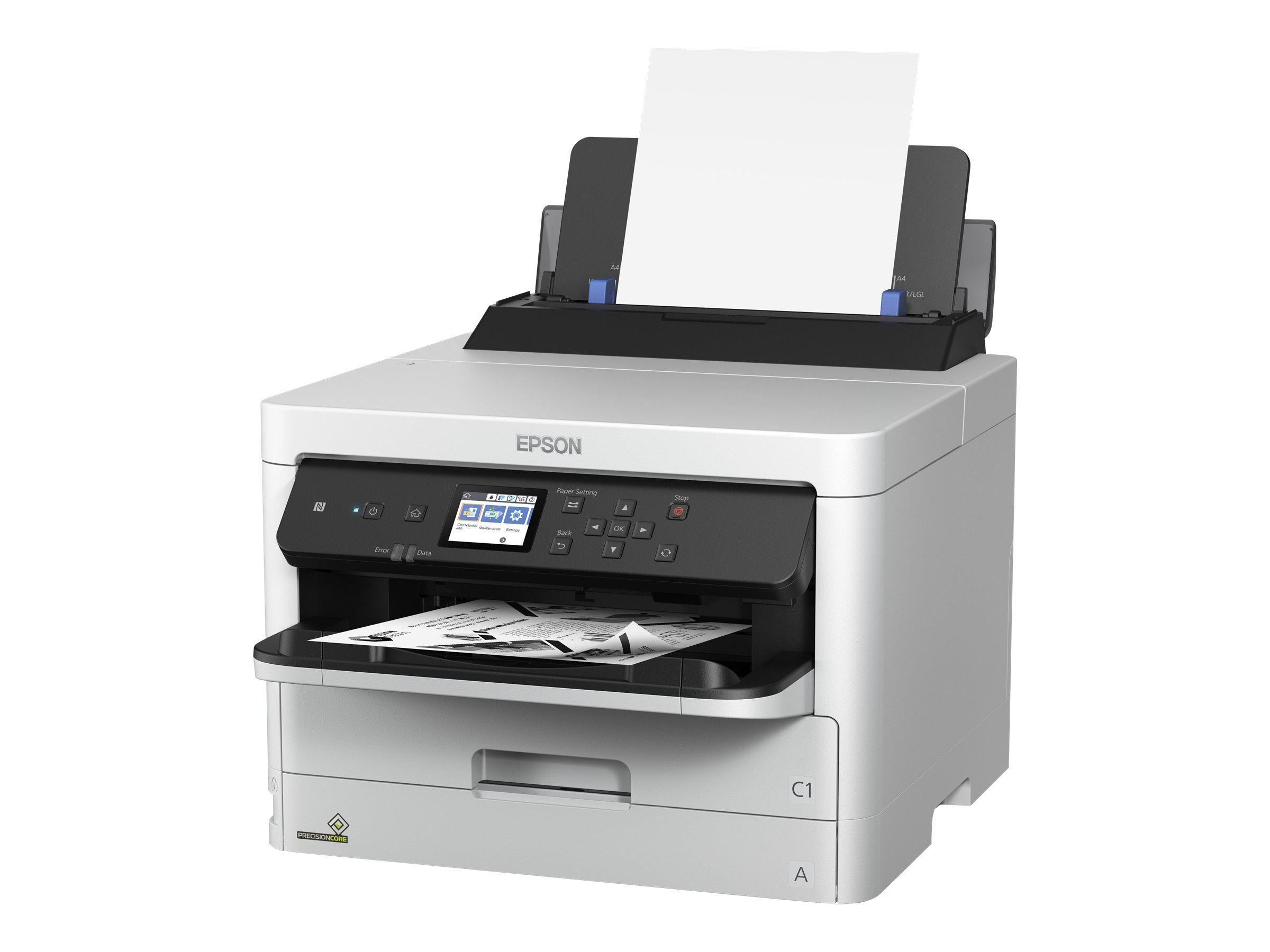 Epson WorkForce Pro WF-M5299DW - Drucker - s/w - Tintenstrahl - A4/Legal - bis zu 24 Seiten/Min.