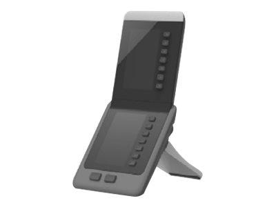 Cisco IP Phone 8865 Key Expansion Module - Funktionstasten-Erweiterungsmodul - holzkohlefarben - für IP Phone 8865