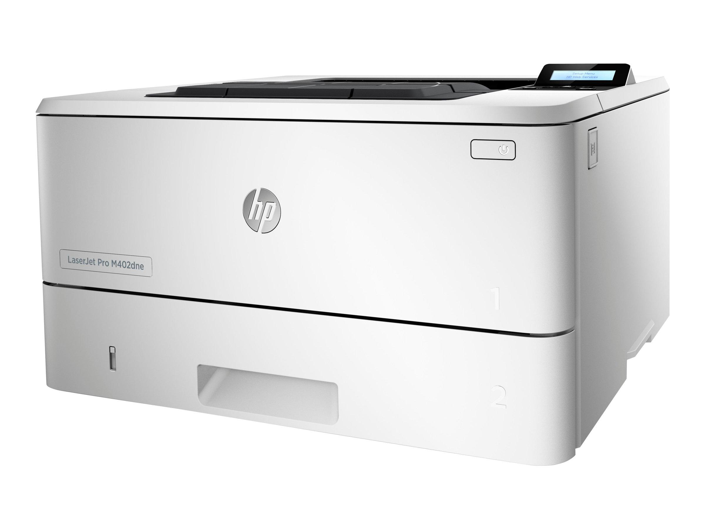 HP LaserJet Pro M402dne - Drucker - monochrom - Duplex - Laser - A4/Legal