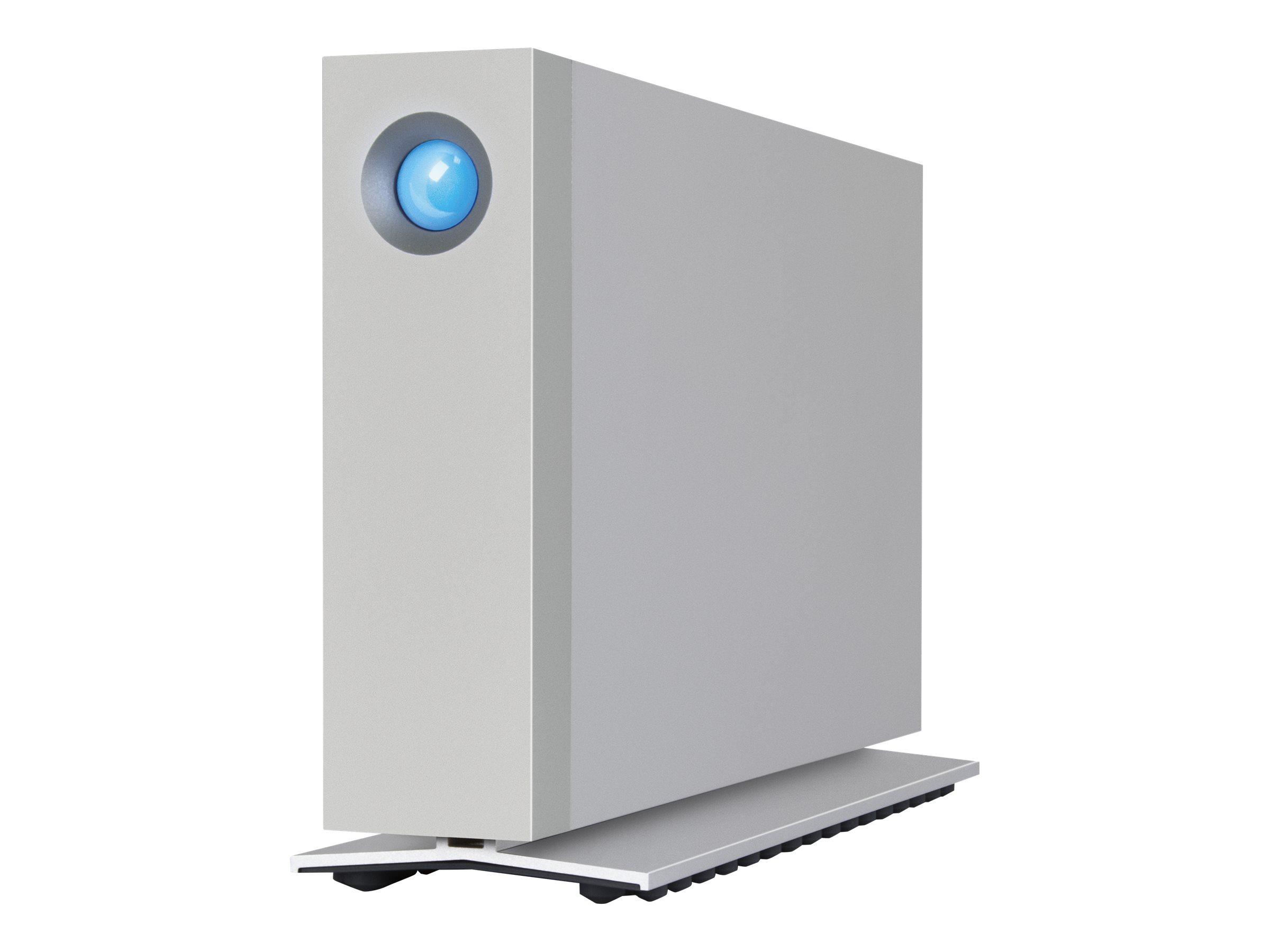 LaCie d2 Thunderbolt 3 - Festplatte - 6 TB - extern (Stationär) - USB 3.1 Gen 1 / Thunderbolt 3 (USB-C Steckverbinder)