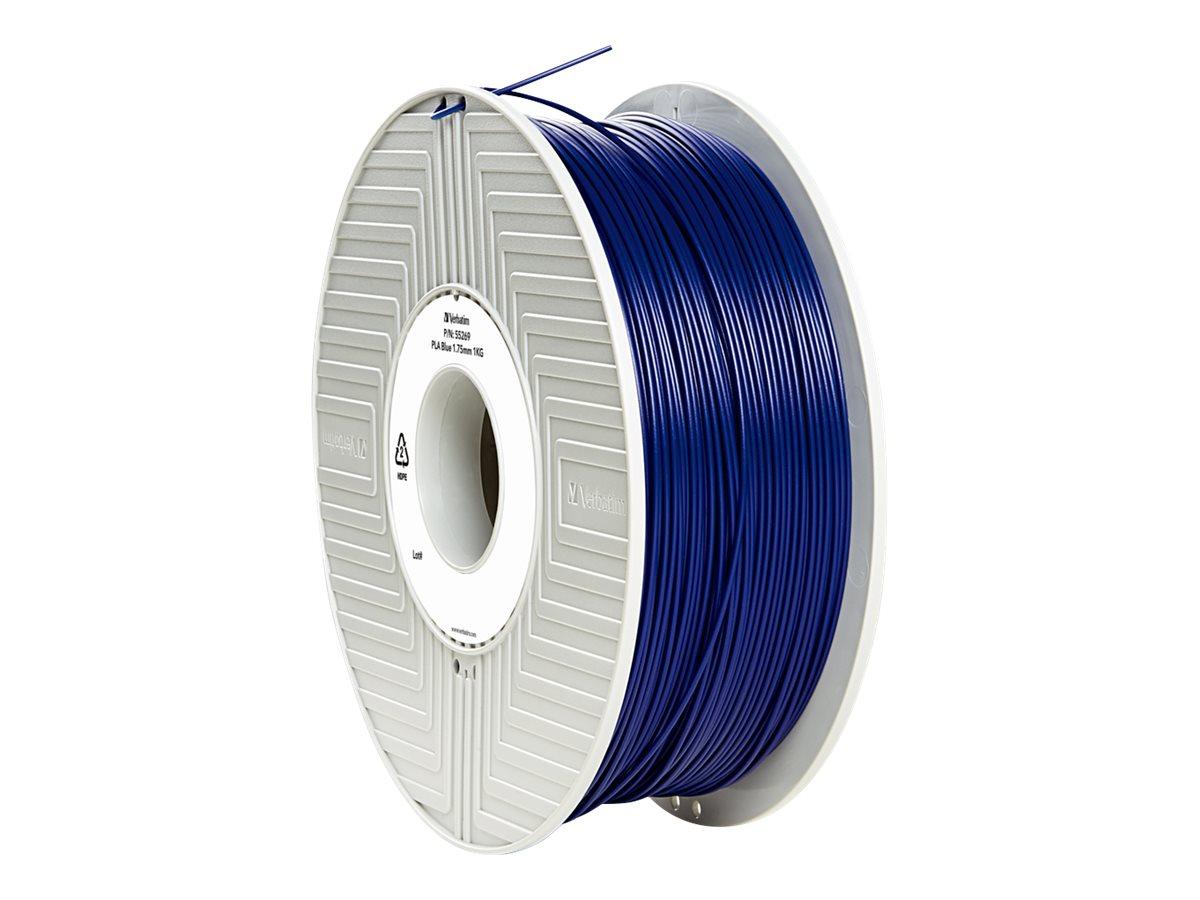 Verbatim - Blau - 1 kg - PLA-Filament (3D)