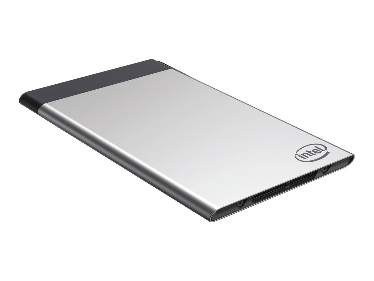 Intel Compute Card CD1M3128MK - Karte - 1 x Core m3 7Y30 / 1 GHz - RAM 4 GB - SSD 128 GB - HD Graphics