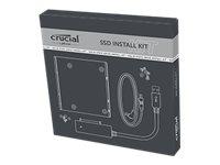 Crucial SSD Install Kit - Speichereinschubadapter - 3,5