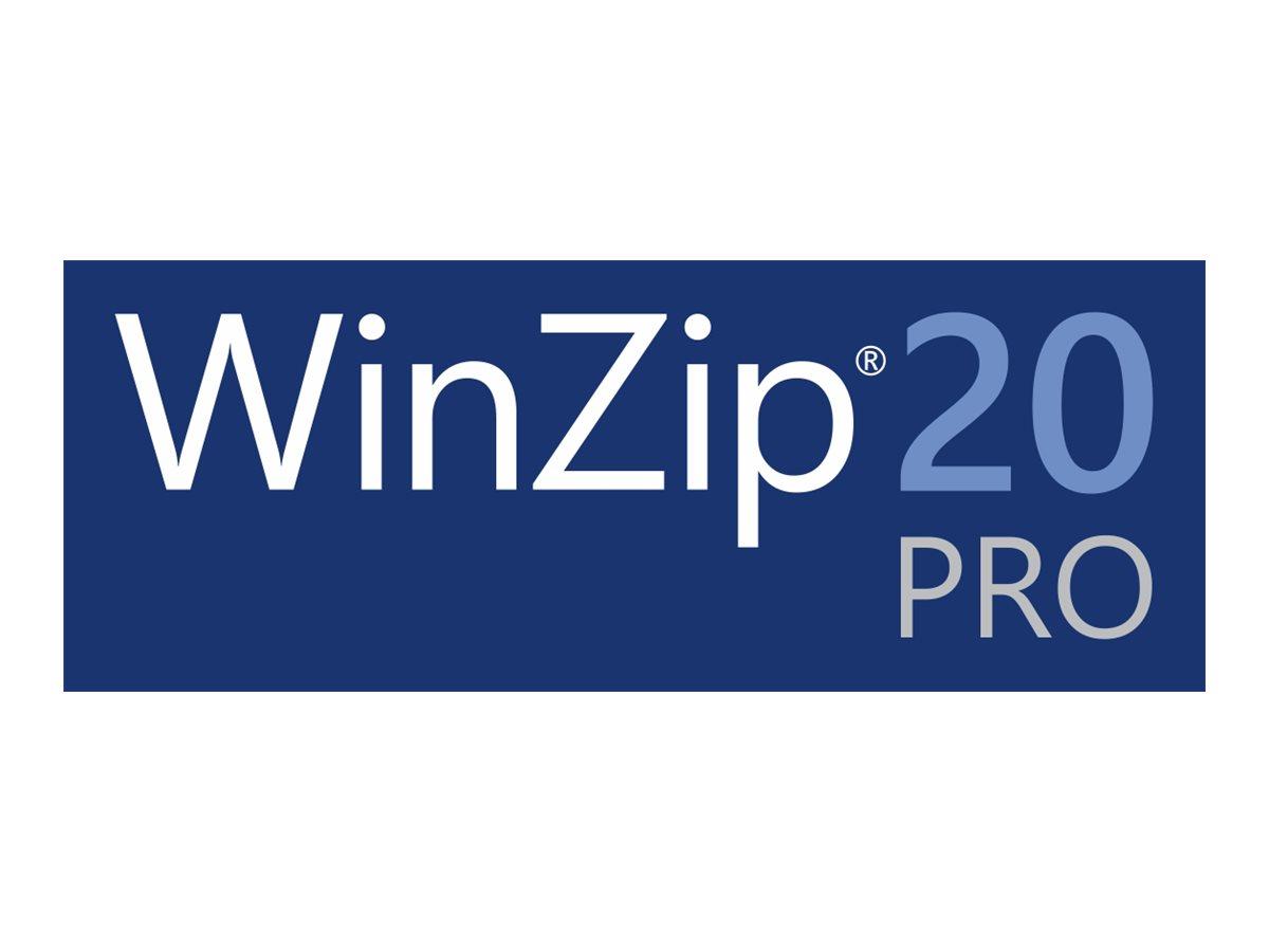 WinZip Pro - (v. 20) - Upgrade-Lizenz - 1 Benutzer - CLP - Stufe G (500-999)
