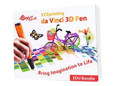 XYZprinting da Vinci 3D pen - Educational Package - 3D-Druckstift - FFF