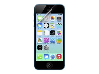 Belkin Screen Guard Transparent Overlay - Bildschirmschutz - für Apple iPhone 5