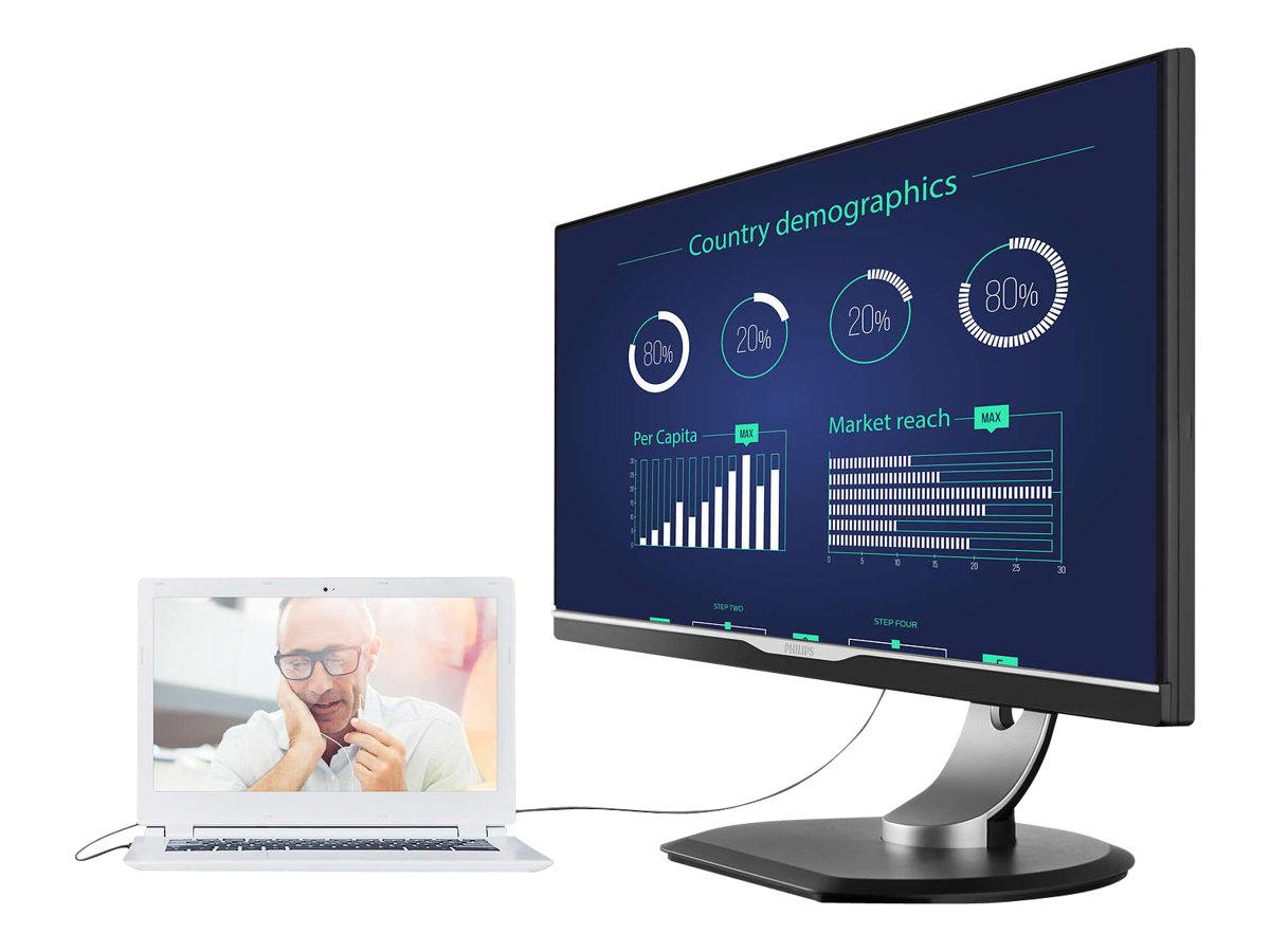Philips Brilliance B-line 258B6QUEB - LED-Monitor - 63.4 cm (25